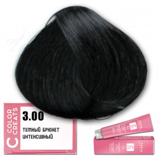 Краска для волос Color Creats 3.00, Tefia