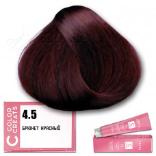 Краска для волос Color Creats 4.5, Tefia