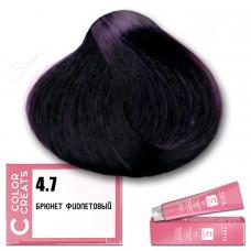 Краска для волос Color Creats 4.7, Tefia