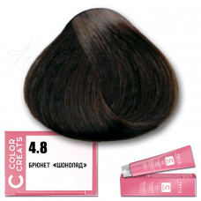 Краска для волос Color Creats 4.8, Tefia