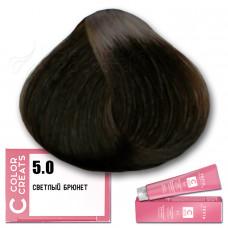 Краска для волос Color Creats 5.0, Tefia