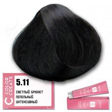 Краска для волос Color Creats 5.11, Tefia
