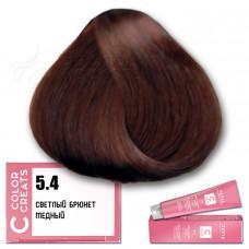 Краска для волос Color Creats 5.4, Tefia