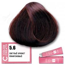 Краска для волос Color Creats 5.6, Tefia