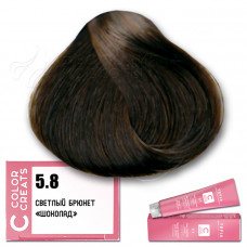Краска для волос Color Creats 5.8, Tefia