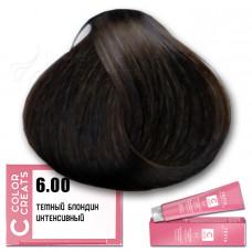 Краска для волос Color Creats 6.00, Tefia