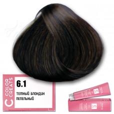 Краска для волос Color Creats 6.1, Tefia