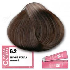 Краска для волос Color Creats 6.2, Tefia