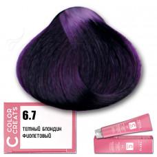 Краска для волос Color Creats 6.7, Tefia