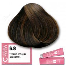 Краска для волос Color Creats 6.8, Tefia