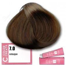 Краска для волос Color Creats 7.0, Tefia