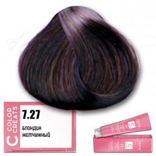 Краска для волос Color Creats 7.27, Tefia