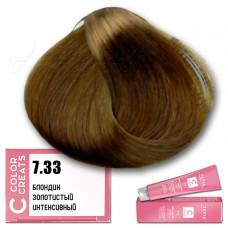 Краска для волос Color Creats 7.33, Tefia