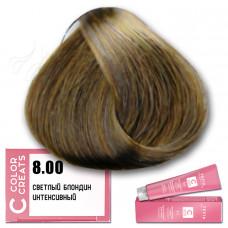 Краска для волос Color Creats 8.00, Tefia