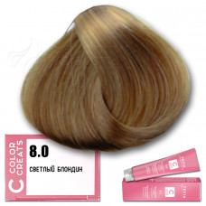 Краска для волос Color Creats 8.0, Tefia