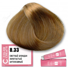 Краска для волос Color Creats 8.33, Tefia