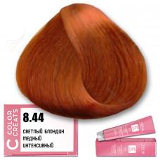 Краска для волос Color Creats 8.44, Tefia