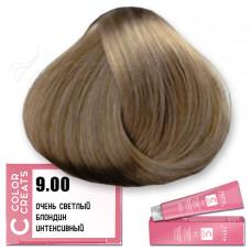Краска для волос Color Creats 9.00, Tefia