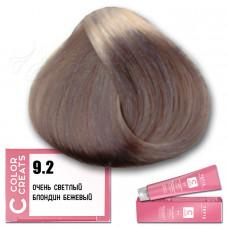 Краска для волос Color Creats 9.2, Tefia