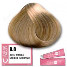 Краска для волос Color Creats 9.8, Tefia