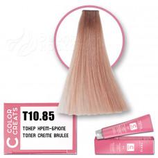 Краска для волос Color Creats T10.85, Tefia