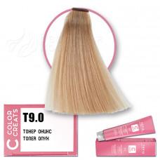 Краска для волос Color Creats T9.0, Tefia