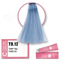 Краска для волос Color Creats T9.12, Tefia