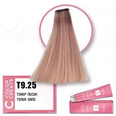 Краска для волос Color Creats T9.25, Tefia