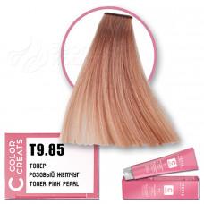 Краска для волос Color Creats T9.85, Tefia