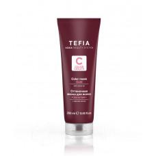 Маска для волос оттеночная Color Creats, Tefia - золотая