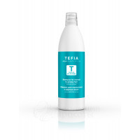 Шампунь для нормальных и жирных волос Treats by Nature, Tefia