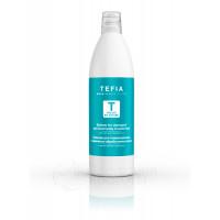 Бальзам для поврежденных и химически обработанных волос Tefia